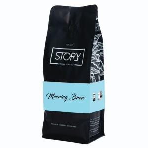 Morning Brew Story Coffee - kawa ziarnista 1kg