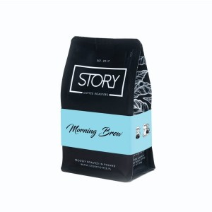 Morning Brew Story Coffee - kawa ziarnista 250g