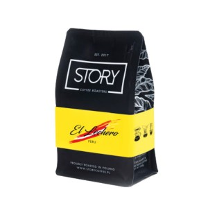 Peru el Lechero Story Coffee - kawa ziarnista 250g