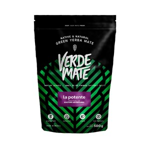 Green La Potente Verde Mate - 0,5kg
