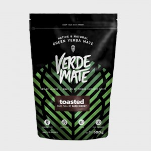 Green Coffee Toasted Tostada Verde Mate - Yerba Mate 0,5 kg